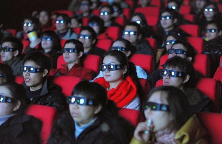 Movies, China, Mark Schlarbaum