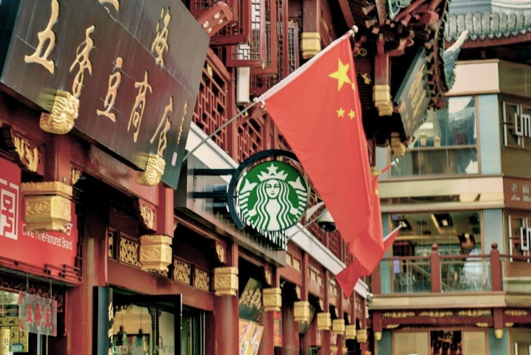 Starbucks to Add Thousands of Stores in China