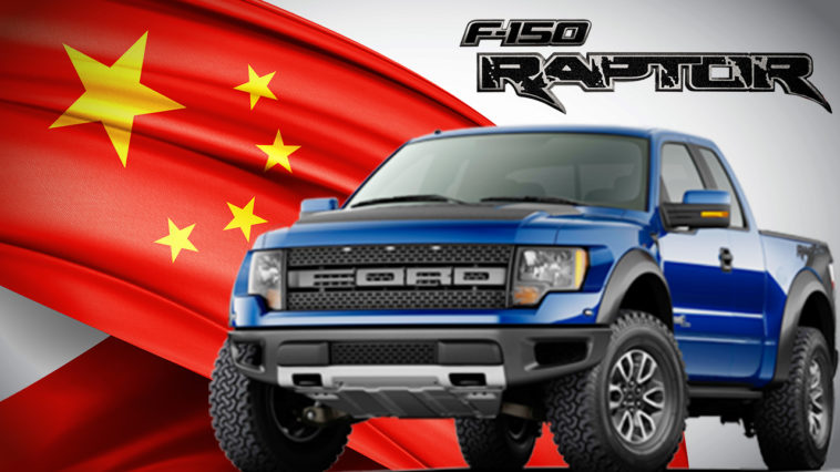 Mark Schlarbaum, Ford, China